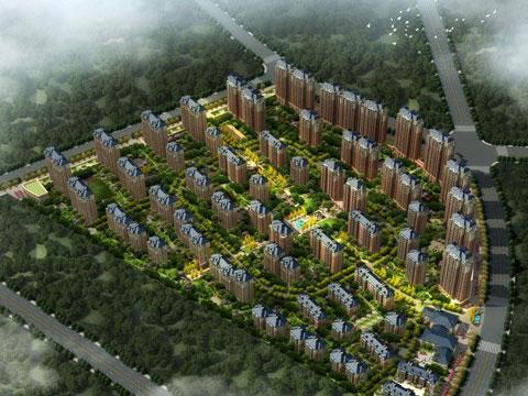 绿洲桂花城