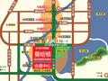 曼哈顿MOMA国际社区交通图