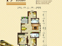 广联翠屿花园多层低层毛坯好房出售,3室2厅103平,仅售70万。