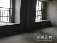 君悦玺园精品户型毛坯三室好房出售,105.5平,售价109万。