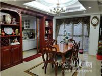 中式豪装高档电梯空中别墅 远东国际花园商品房高档小区环境优美生活便利拎包即住