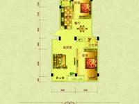 水木清华精装户型两室两厅好房出售,96.16平,仅售87.5万。