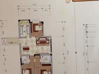 志城江山郡毛坯好房出售,三室二厅111.2平,仅售70万。