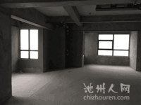 甩卖价波斯曼毛坯新房两室两厅95平出售