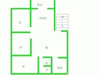 春江花园毛坯框架好房出售,三室二厅104平,仅售66万。
