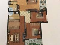 出售清溪凯旋门4室2厅2卫147.79平 135w净得
