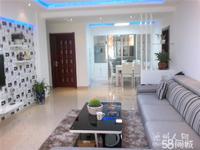 百合蓝江苑刚刚新装修的二房二厅,低价出售。