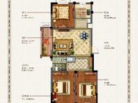 出售志城 江山郡3室2厅1卫92平米56万住宅