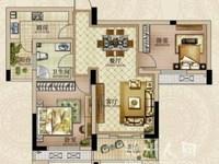 出售绿洲桂花城二室二厅毛坯好房。