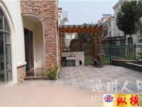 碧桂园精装双拼别墅,出售,装修保养好,前后大花园