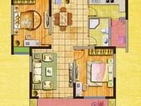 出售 高速秋浦天地 两室两厅 毛呸房 小区环境好 交通便利