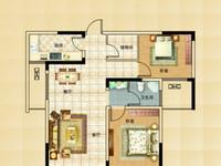 曼哈顿小高层黄金楼层毛坯二室二厅好房出售。