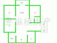 桃园小区3房精装修中间楼层 97.6平米83万