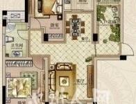 WQ绿洲桂花城有毛坯三房出售,地理位置优越,交通便利,小区环境优越!价格合理!