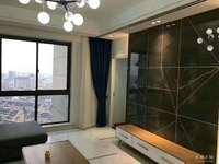 LL恒泰都市华庭豪华装潢二室二厅电梯房61.5万无中 介 费