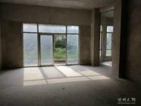 碧桂园天湖盛景,毛坯双拼大别墅。朝南大花园。
