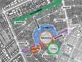 池州绿地城·蓝蝶苑交通图