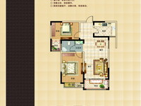 曼哈顿 高层 毛坯2房 单价8200不到 超高性价比 好房不等人