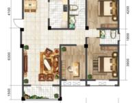 十中 城关新城明珠5期纯毛坯3室,花园小洋房,单价八千多,性价比高