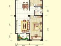 恒泰都市华庭 精装2房 采光环境好 户型佳 装修好 高性价比