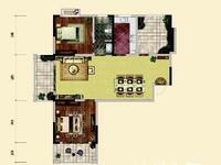 水木清华毛坯大三房急售。户型好,高档小区,框架房!