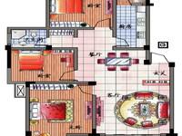 三江明珠毛坯5房急售,单价5700,四面环湖,采光极好,视野开阔,空气怡人,急售
