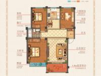 出售志城 江山郡3室2厅1卫100平米65万住宅