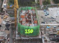 工程进度:君悦玺园7月进度