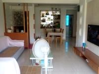 小罗出售三江明珠精装修三房,南北通透,小区环境优美,拎包即住