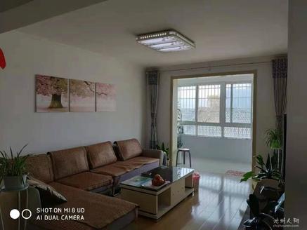 站前区伊美附近,齐山花园精装2房,中间楼层,仅售52万