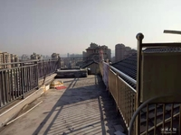 玫瑰园精装修电梯复式楼,带大平台,很少住,保养好!