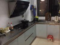 香江华庭精装二室二厅框架房保养好,中间楼层,房型布局合理,房东急售。