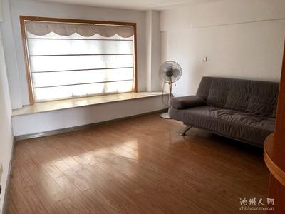 出售和泰星城公寓房,洋洋超市楼上4楼,南北通透,跳高5.5米,精装,隔两层,满5