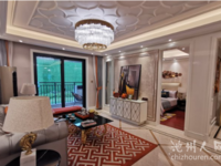 中梁印江南,117平独立三房两卫,品质电梯洋房, 十中学,装修后实景图。