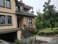 森桥印象毛坯双拼别墅,沿湖大花园,诚心出售,欢迎看房