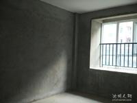 月亮湾电梯毛坯两房,户型好,双优学 区,诚心出售