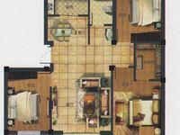 高档封闭小区,毛坯三房户型好,诚心出售,欢迎看房