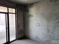 新港花园毛坯新房出售 电梯带大露台 实际120平左右