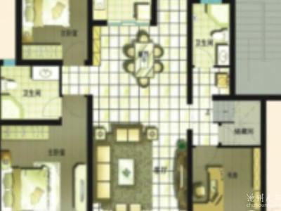急售!新城明珠精装三室 多层中间楼层 十中