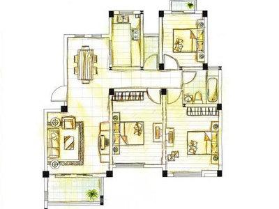 河滨花园,高档小区环境优美,电梯三房,精装保养好,急售